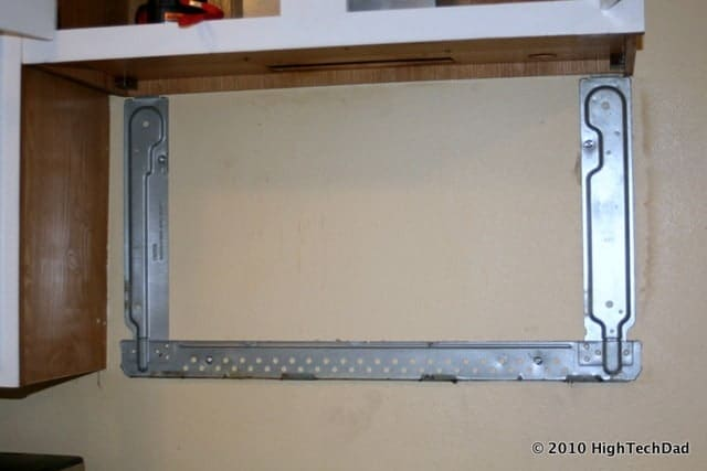 How To Remove An Old Microwave Amp Install A New Panasonic