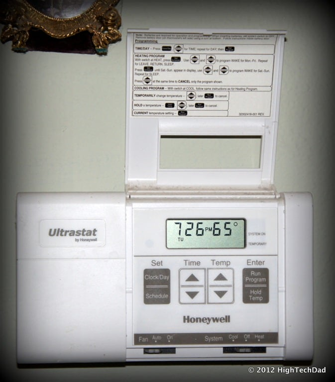 Air Conditioner Thermostat Wiring