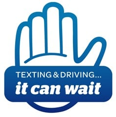 Texting & Driving - It Can Wait