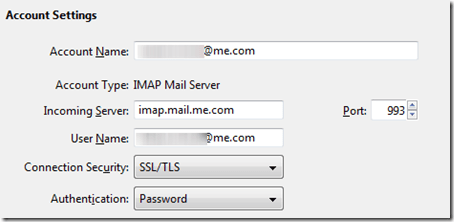 login server imap mail failed issues postbox thunderbird