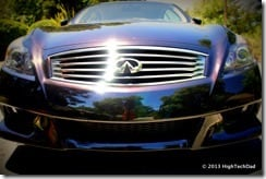 Front Grill - 2013 Infiniti G37 IPL convertible