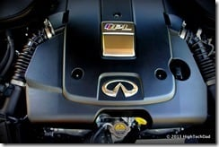 Engine - 2013 Infiniti G37 IPL convertible