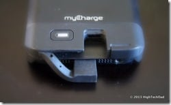 myCharge Freedom 2000 connector #2