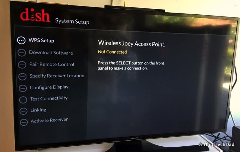 HTD - How To Set Up a DISH Wireless Joey - screen 5