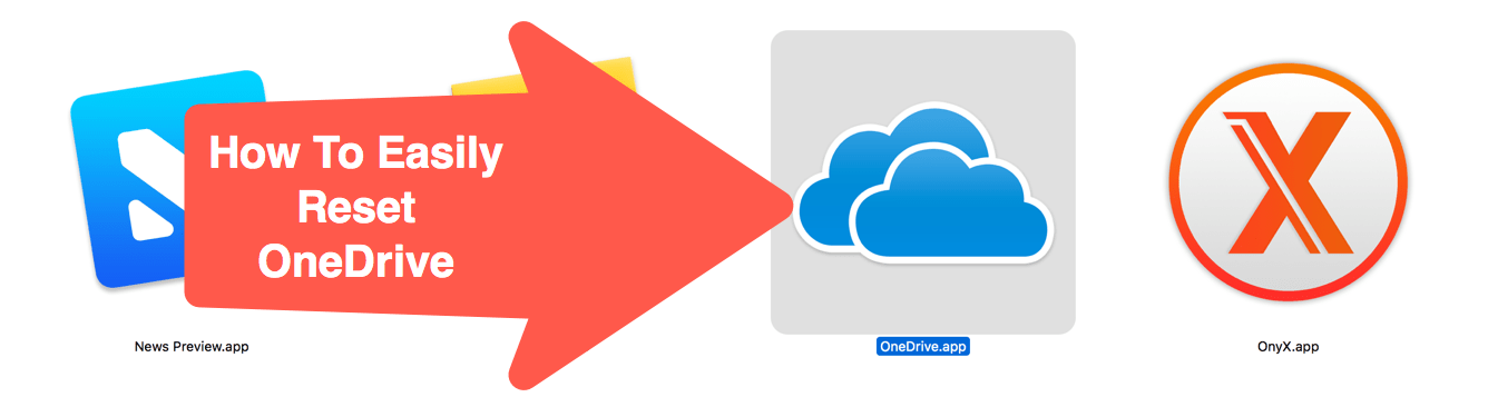 OneDrive Sync Issues? How To Reset OneDrive for Mac the EASY Way ...