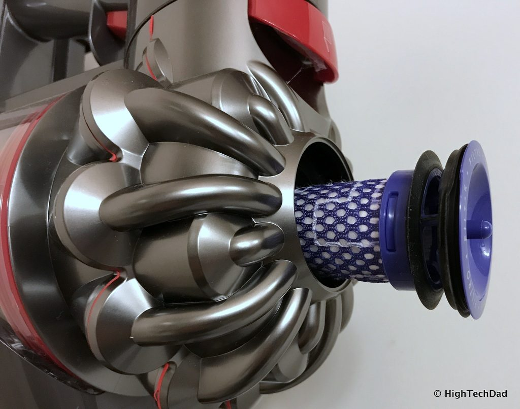 Dyson V8 Absolute - Filter