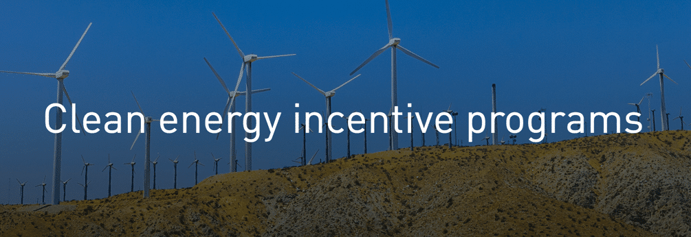 PG&E Renewable Energy Tools & Solar Panel info - clean energy incentives