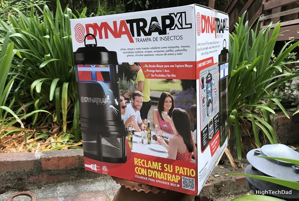 Dynatrap Review - in the box