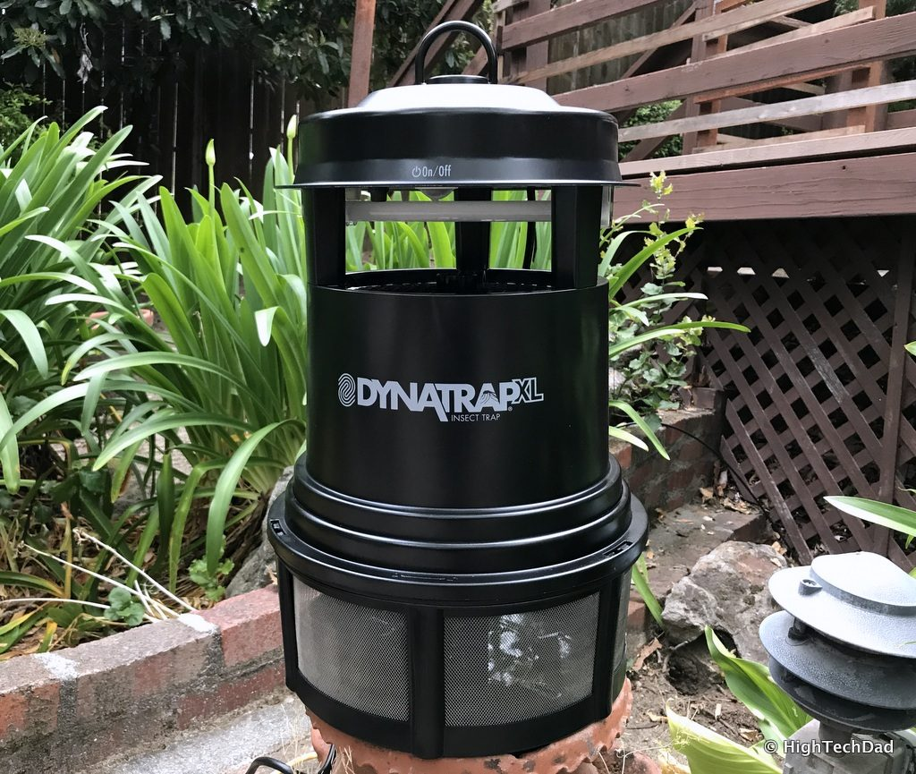 Dynatrap Review - out of box