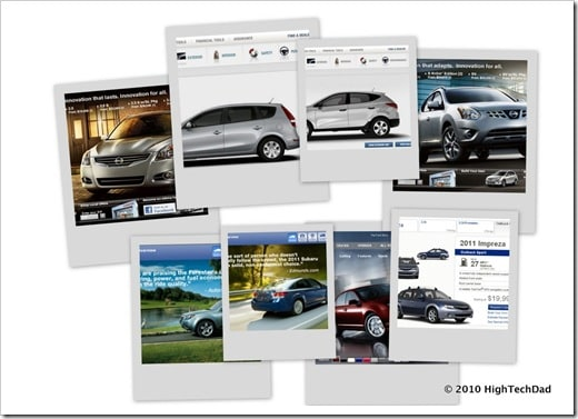 Auto Buying Collage