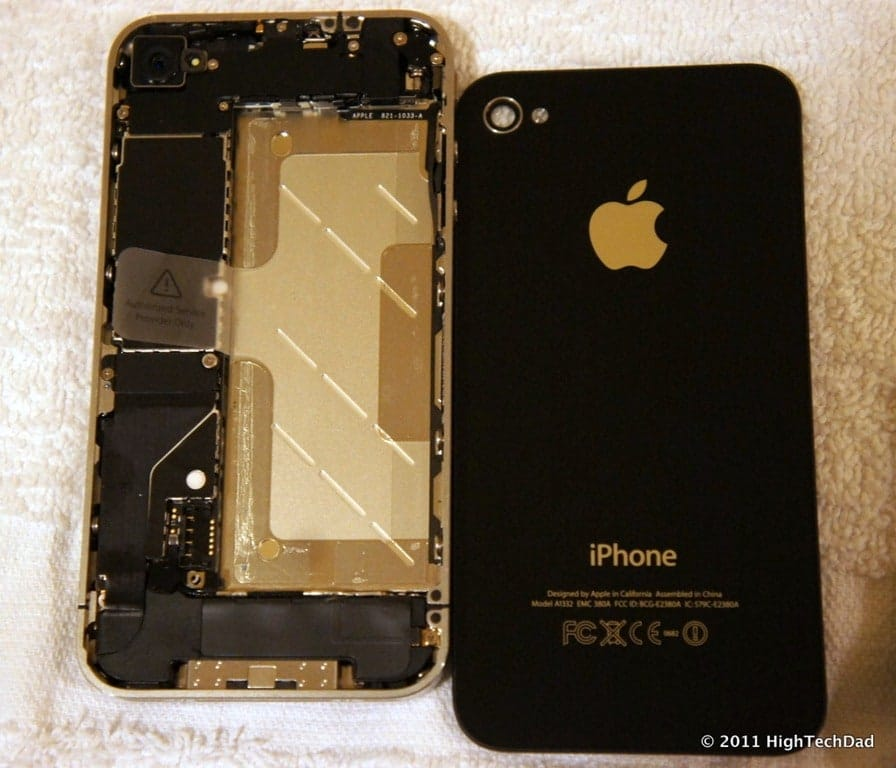 how to remove battery from iphone 4 how to easily remove replace amp install an apple iphone 4 20221