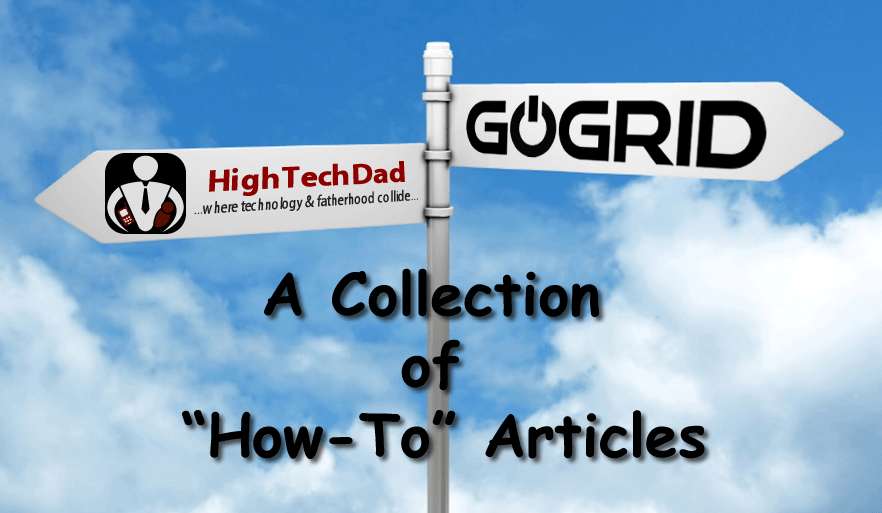 HTD-GoGrid-How-Tos