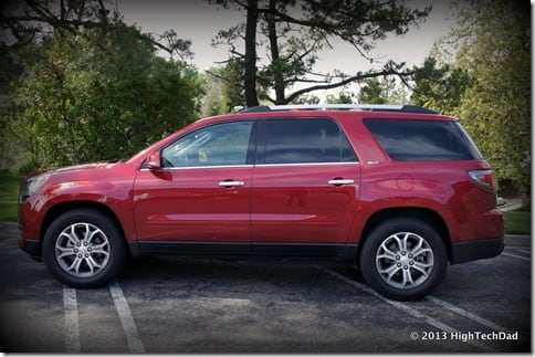 2013 GMC Acadia Side View