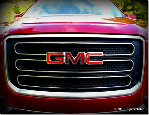 2013 GMC Acadia Front Grill