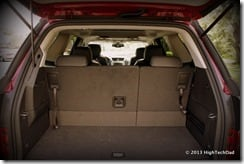 2013 GMC Acadia Power Liftgate