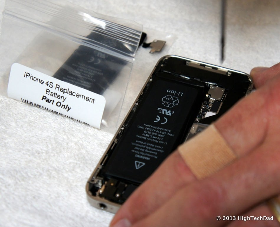iphone 4s repair how to easily remove install amp replace an apple iphone 4s 10926