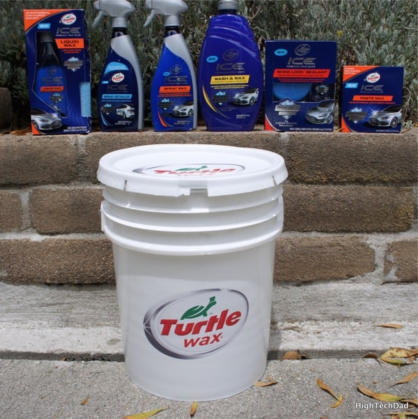 HTD Turtle Wax ICE Line of Products