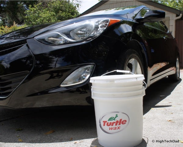 HTD Turtle Wax ICE bucket