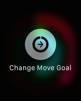 Apple Watch Tips - Move Goal