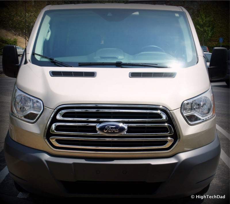 2015 Ford Transit Wagon XLT - Front