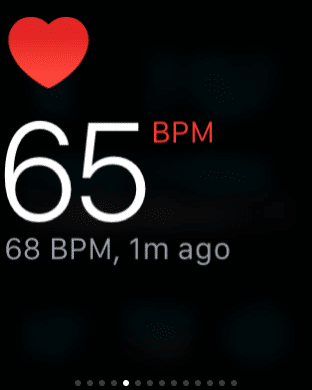HTD Apple Watch for Parents - Heart Rate