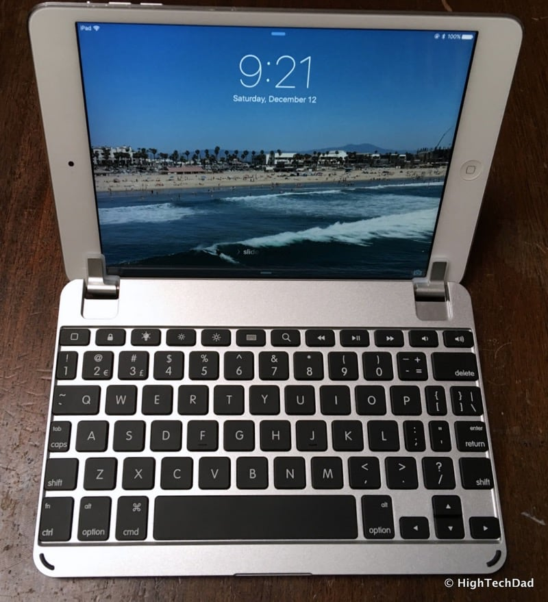 HTD Brydge Keyboard - with iPad Mini