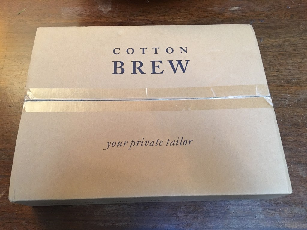 HTD CottonBrew - box