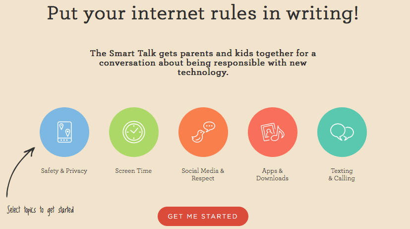 TheSmartTalk.org - an interactive contract to create digital citizens - topics