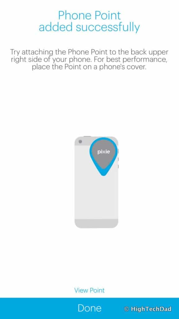 Pixie Bluetooth location system - Pixie Point added