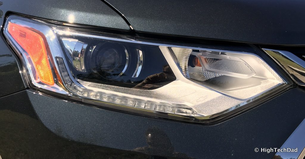 HTD 2018 Chevy Traverse - headlamps