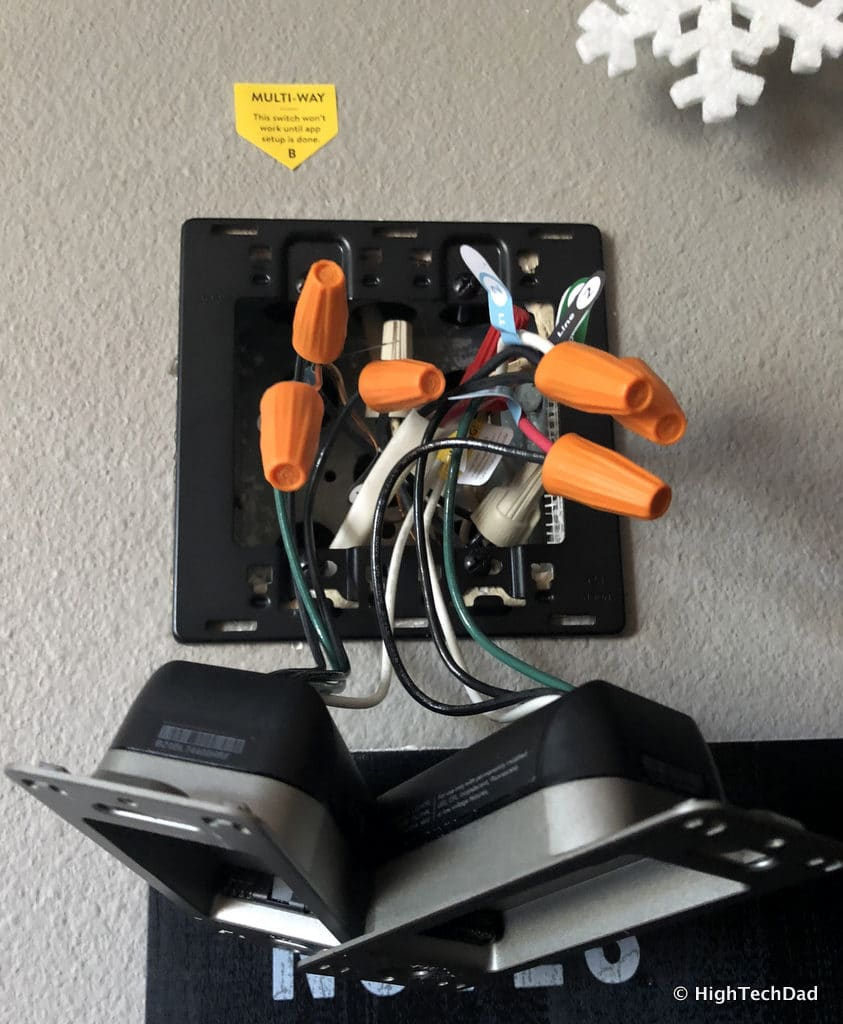 Noon Home Intelligent Switches - other box