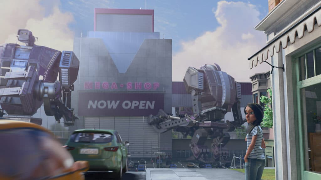 """""""A Giant Story"""" - Short Film by Intuit - megastore"""