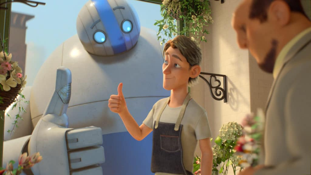 """""""A Giant Story"""" - Short Film by Intuit - Happy Pete & Intuit Giant"""