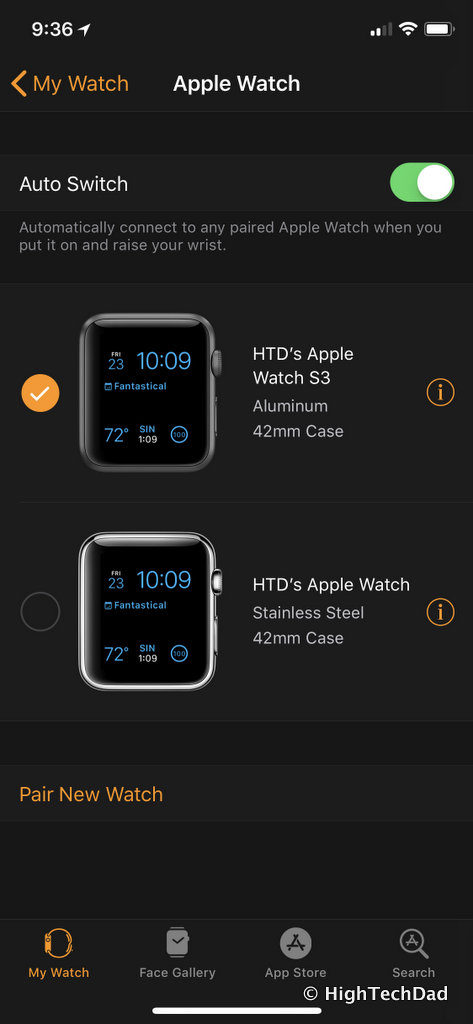 Apple Watch Tips & Tricks - 2 Watches