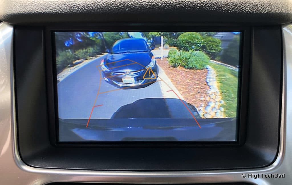 2018 Chevy Tahoe - back up camera