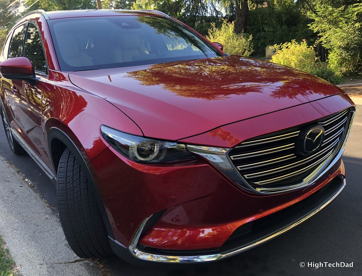 HTD 2018 Mazda CX-9 Review - front
