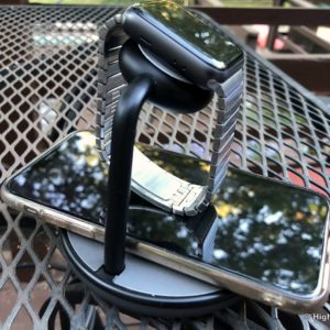 HTD Kanex GoPower Watch Stand with Wireless Charging Base Review - iPhone & Watch