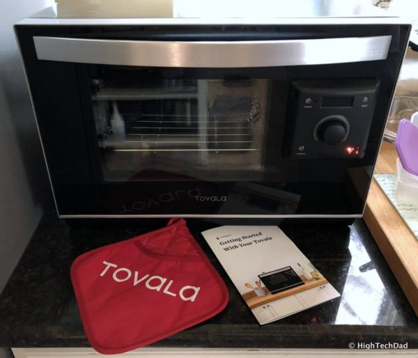 HTD Tovala Steam Oven & Meals Review - steam oven