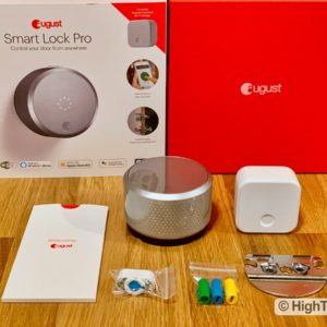 HighTechDad August Smart Lock Pro Review 4 - HighTechDad™