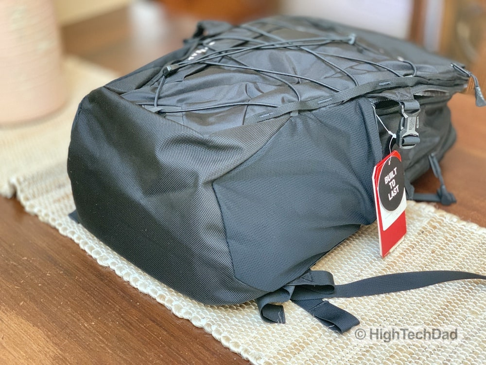 HighTechDad Backpacks.com The North Face Borealis backpack review - loaded up