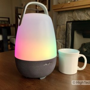 HighTechDad Creative Nova smart speaker review 11 - HighTechDad™
