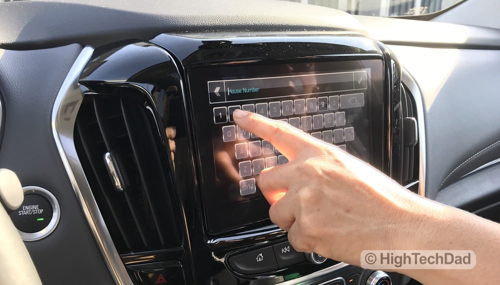 HighTechDad explores the new Kelley Blue Book site Ride.Tech - on-screen keyboard
