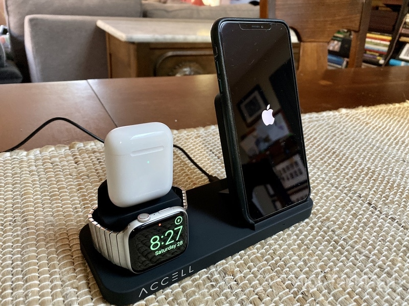 Accell 3-in-1 charger
