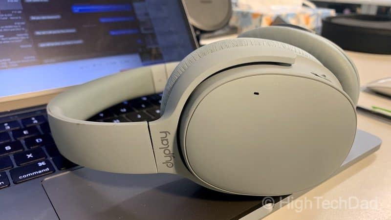cropped HighTechDad dyplay ANC headphones review5 - HighTechDad™