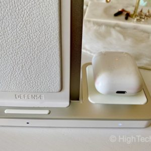 HighTechDad Defense Vertical Duo Wireless Charger Review8 - HighTechDad™