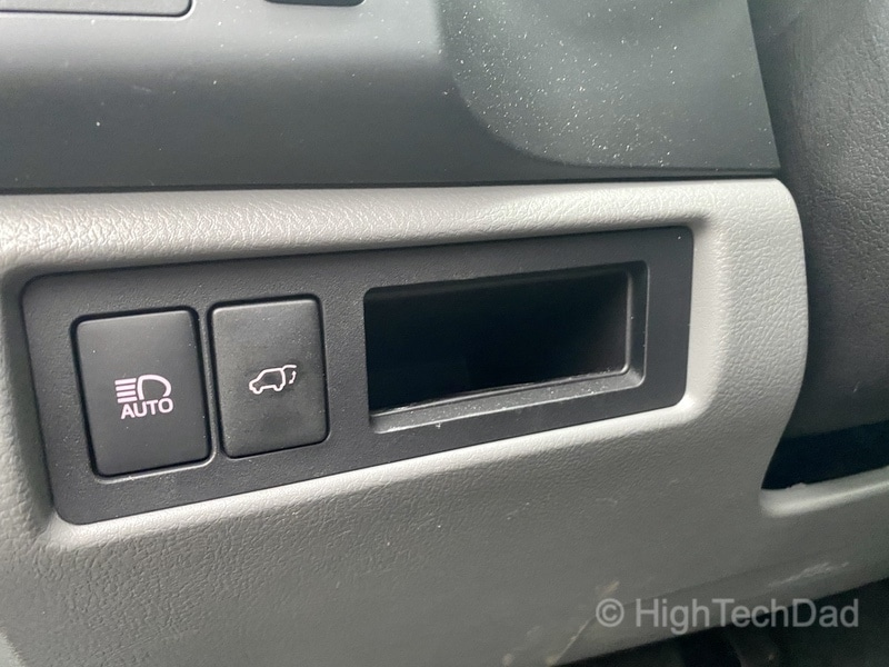 HighTechDad, Toyota Season of Giving & the 2019 Toyota Sequoia - auto headlights
