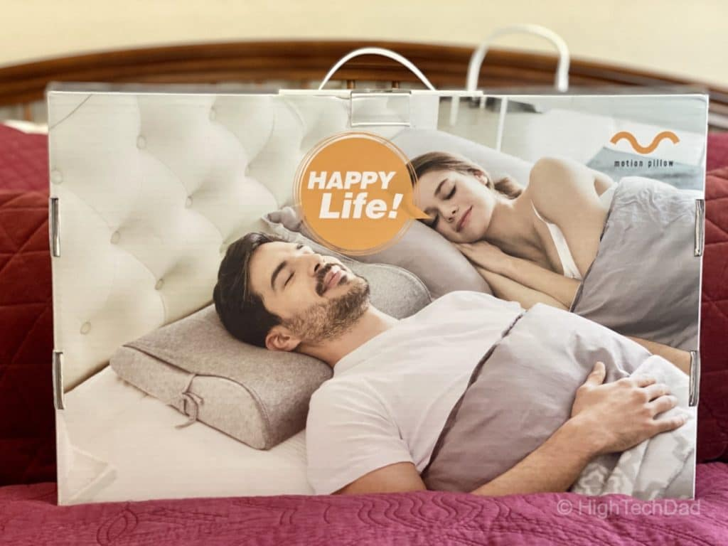 HighTechDad Motion Pillow 3 - HighTechDad™