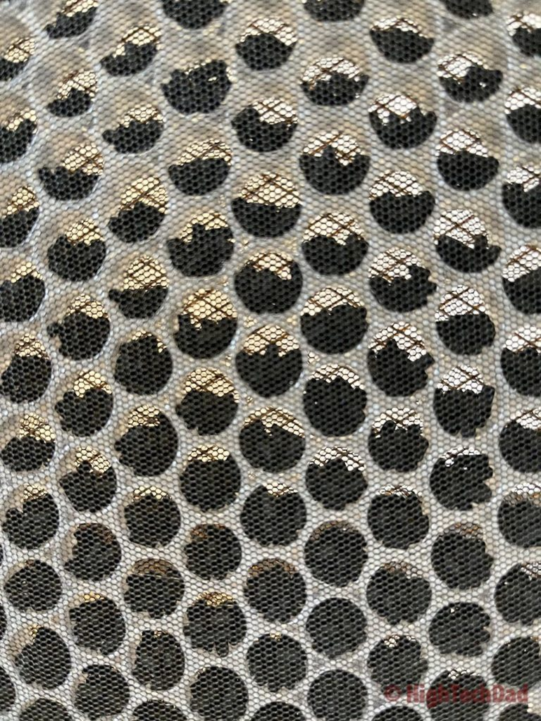 Honeycomb Activated Carbon Filter - HighTechDad review of Okaysou AirMax8L