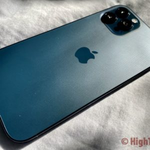 HighTechDad review - Apple iPhone 12 Pro Max