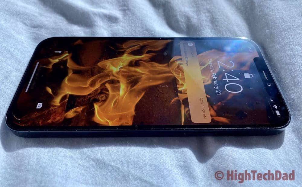 iPhone 12 Pro Max review - Ceramic Shield